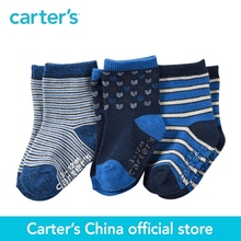 Carter's 3pcs baby children kids 3-Pack Socks GB14746,sold by Carter's China official store