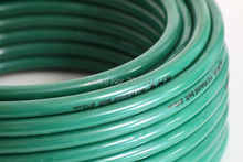 Free Shipping 10meters diameter 7mm green PU round belt Industrial synchronous belt driving belt conveyor belt(China)