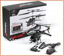 WLToys S215 iPhone / Andoird control 3.5CH RC USB MINI Gyro Camera i-Helicopter as S977 helicopter + Fast Shipping