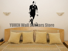 Arjen Robben Bayern Munich Football Player Decal Wall Art Sticker Picture Dutch(China)