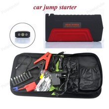 factory price sale a set Portable Car Jump Starter Power Bank Emergency Car Jump Auto Battery Booster(China)