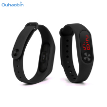 Buy Ouhaobin New Fashion Original Silicon Wrist Strap WristBand Bracelet Replacement XIAOMI MI Band 2 Straps Drop Sep13 for $2.10 in AliExpress store