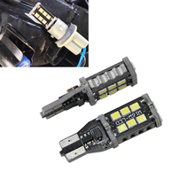High Power 2835 15-SMD Extremely Bright Error Free 921 912 PX Chipsets 800 lumens W16W LED Bulbs For Backup Reverse Lights White
