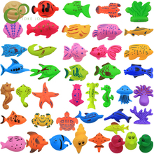 lots of Learning & education magnetic fishing toy comes outdoor fun & sports fish toy gift for baby/kid small or large size WYQ