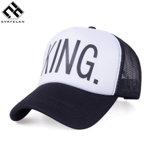Fashion Unisex Couple Baseball Cap Hat For Men Women Flat Edge Hats Men'S Snapback Hat Hip-Hop Caps Lover Gifts(China)