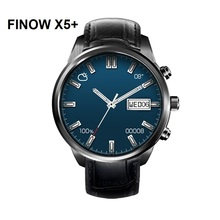 FINOW X5 Plus x5Plus 3G Android 5.1 Smartwatch Phone GPS MTK6580 Quad Core 1.3GHz 1GB 8GB WiFi Bluetooth Smart Watch for IOS