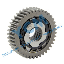 Fuel-efficient Sliding Gear GY6 125 150cc Scooter Engine Modify 152QMI 157QMJ Scooter Parts 40 teeth AOYI