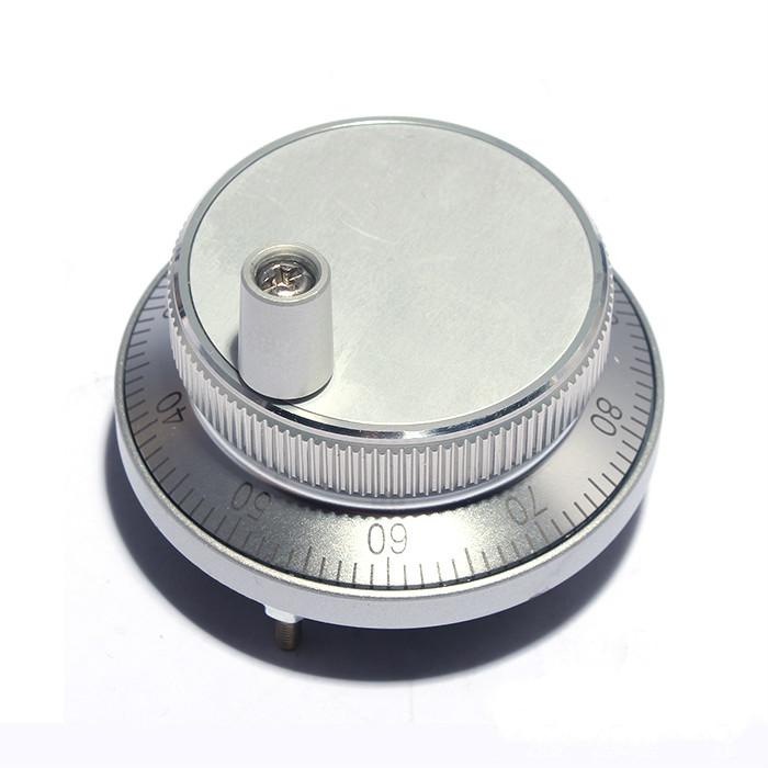 5V Handrad Pulse Encoder CNC Router Manuelle Steuerung Drehmaschine 6Terminal ✿
