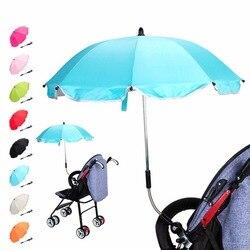 Солнцезащитный зонтик для детской коляски