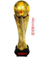 The World Cup in South Africa World Cup model European soccer cup trophy custom football fans articles