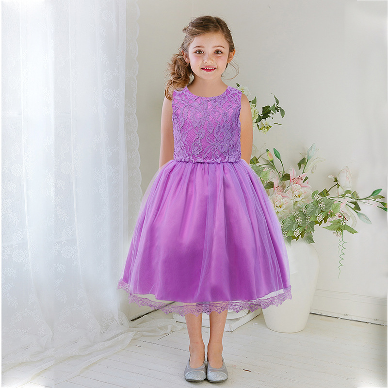 Christmas girl in costume Elsa dress Dress up the new year Childrens dresses Dress girl for 10 years Wearing lace Robe girl<br>