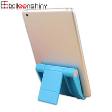 BalleenShiny Folding Phone Holder Mobile Phone Portable Storage Rack Home Supplies Organizer 10*8*2.5cm(China)