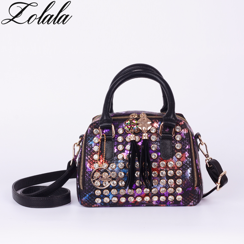 Zolala Fashion Women bag womens real leather shoulder bag women brand genuine leather handbags women bags 2017 bolsas feminina<br>