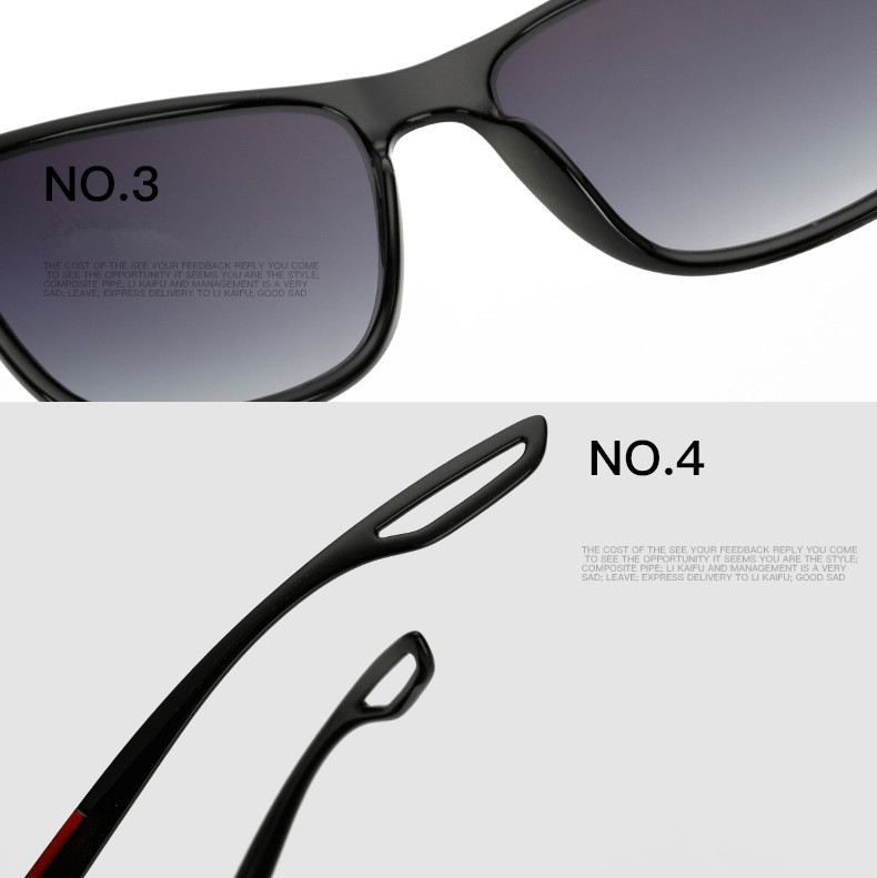 High Quality Square Sunglasses Men Brand Designer Driving Summer Style Points Sun Glasses Men Male Sunglass Mirror Vintage Retro (13)