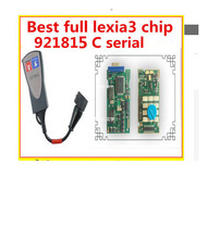 2016 new version lexia 3+full chip !!!+921815 C  with  best price   for lexia 3 citroen  diagnostic tool