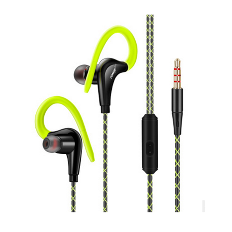 S760 Stereo Headphones 3.5MM In-Ear Earphones Super Bass Headset Handsfree with Microphone for Cellphone ecouteur Earbuds<br><br>Aliexpress