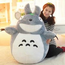 Hot Sale 30CM Famous Cartoon Totoro Plush Toys Smiling Soft Stuffed Toys High Quality Dolls Factory Price In Stock