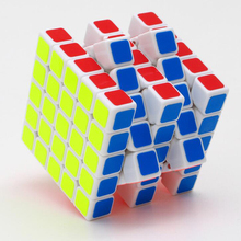 Treeby Size 5x5x5 Speed Cube 5 Layer Magic Cube Professional Competition Speed Cubo Stickers Puzzle Magic Cube Cool Toy Unisex