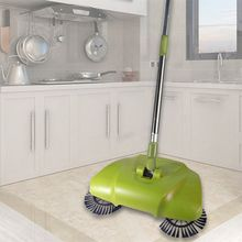 Clean hand push sweeper lazy cleaning vacuum cleaner 2 color options