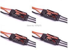 4pcs/lot Emax SimonK 20A Brushless ESC 20A Simonk Electronic Speed Controller for RC Quad Multicopter