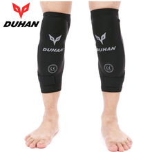 DUHAN Original Outdoor Sports Knee Protector Gear Bicycle MTB Bike Cycling Knee Pads Motorcycle Riding Knee Protective Guard(China)