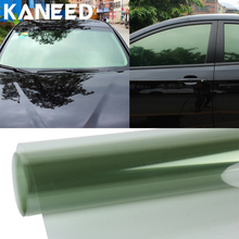 KANEED Car Window Tint Film Glass Change Color Scratch Resistance Sticker HJ85 Anti-UV Cool Vehicle Chameleon Window Tint Film(China)