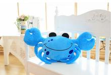 nap foam play mat discount TO FOR KIDS FLOOR FUNNY CRAWLING CRAB CUSHION model nightmare before christmas PLUSH TOY CUSHIONS