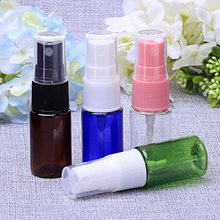 Plastic Pet Bottle Manufacturer, 10ml Cosmetic Pet Bottle, Plastic Bottle With Spray Pump,perfume Bottle Packaging F20171645(China)