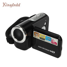 Hot ! Portable & Mini HD 720P Camera Camcorder 1.5 Inch TFT 16MP 8X Digital Zoom Video Camcorder Camera DV #Dec7
