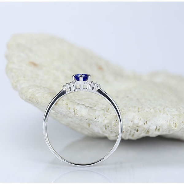 sapphire ring women