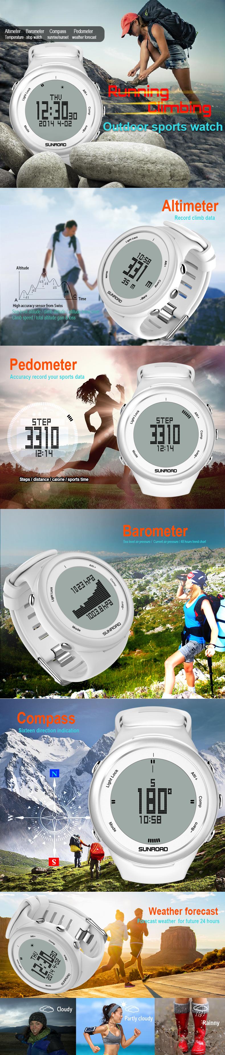 SUNROAD FR852 outdoor sports watch 001