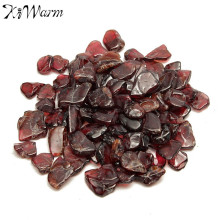 Buy KiWarm 100g Red Garnet Crystal Stones Minerals Materials for $3.19 in AliExpress store