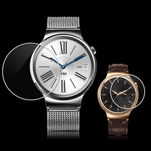 Ultra Thin 0.2mm 2.5D Explosion-proof Premium Tempered Glass front clear Screen Protective Film For Huawei Watch smart watch