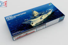 Freeshipping    THE PLA Navy Aircraft Carrier Liaoning   Assembly Model kits  Modle building Trumpeter  1/700 scale