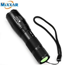 ZK20 CREE XM-L T6 4000LM LED Bike Bicycle Flashlight Light CREE Q5 2000LM Zoomable Focus Torch Lamp Light Tactical Torch Lantern(China)