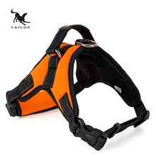 TAILUP Autumn And Winter Upgrade Material Service Large Dog Harness Vest