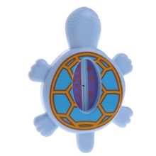 Baby Infant Bath Tub Water Temperature Tester Animal Cartoon Turtle Thermometer(China)