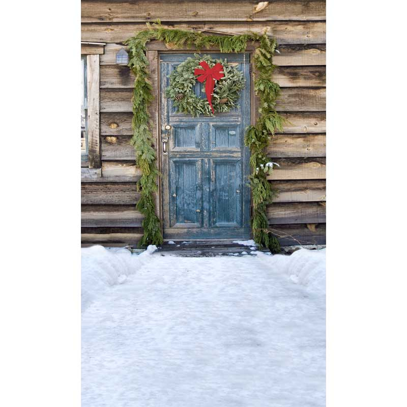 2X3m  free shipping Thin vinyl Photography Studio Senior Vinyl Background Digital print Christmas,snow outside Backdrops ST-294<br>