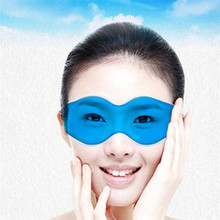 2017 Gel Ice Cool Eye Mask Pack Warm Heat Soothing Tired Eyes Headache Patch eye mask