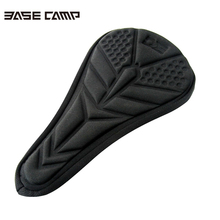 Basecamp Bike Seat Cushion Bicycle saddle Cover Performance Damping ANTI-SKID elasticity fade scratch Cycling Equipment