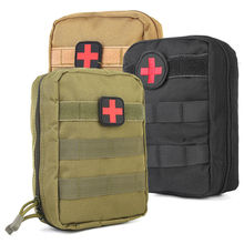 Hot Sale Tactical Medical First Aid Kit Bag Molle Medical Utility Pouch Military Package Hunting Camping Hiking Outdoor Bags