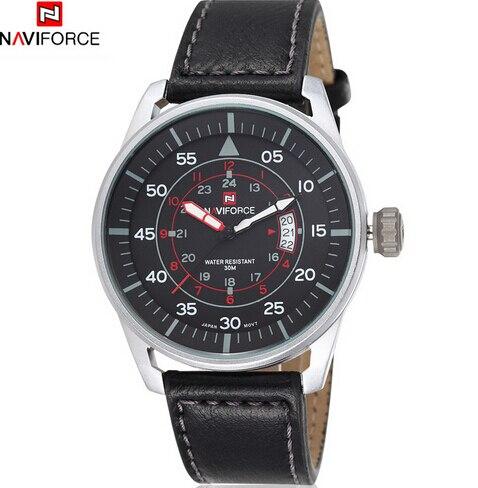Men Watches Mens Quartz Hour Date Clock Male Leather Sports Watch Casual Military Wrist Watch Relogio Masculino<br><br>Aliexpress