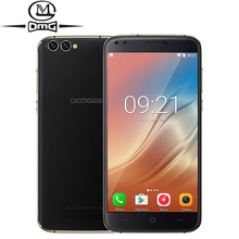 "Doogee X30 MT6580 Quad Core Smartphone 5.5"" Android 7.0 Cell Phones 2M RAM 16G ROM 4 Cameras 3360mAh Big Battery Mobile Phone(China)"