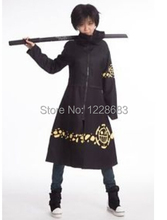 Trafalgar D. Water Law Surgeon of Death Anime One Piece Cosplay Costume Trafalgar Law 2 years later Cosplay Coat/Clock/Jacket