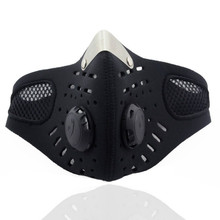 New Black Sport Half Face Neoprene Mask Winter Warm Outdoor Ski Mask Ride Bike Masks Neoprene Bicycle Cycling Motorcycle Mask