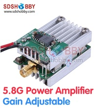 5.8G Mini Power Amplifier Extend Range for Audio Video Transmitter & Receiver