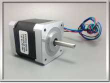 Free shipping 3pcs 42HM48-1684 0.9 degree 42mm 2phase hybrid stepper motor NEMA17 bipolar step motor Single shaft 1.68A CE ROHS