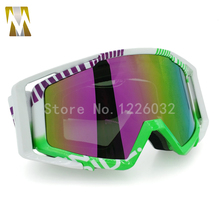 Fashion Style Motocross Goggles Glasses DustProof Eyewear Biker Goggles Motorcycle Sunglasses Goggles for Moto Helmet Glasses