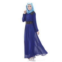 Real Ropa Mujer Clothing For Women Muslim Dress Pictures Malaysia Indonesia Middle East Fashion Arab Abaya