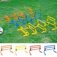 football soccer Barrier Frame training equipment Football Mini Hurdle Remover able For Jump Running Sensitive(China)
